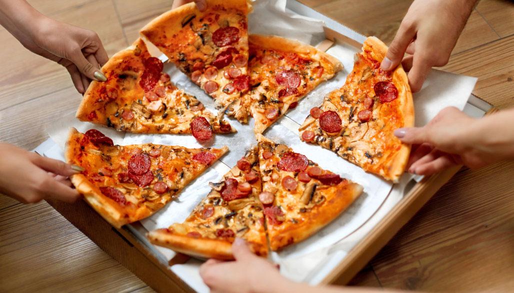 Pica - priljubljeni obrok utrujenih ljudi